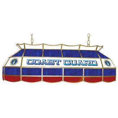 U.S. Coast Gaurd 3-Light Pool Table Light