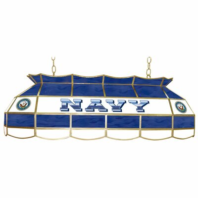 U.S. Navy 3-Light Pool Table Light