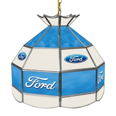 Ford 1-Light Bowl Pendant