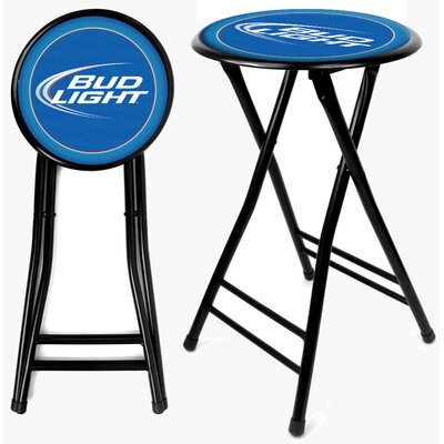 Bud Light 24 Bar Stool