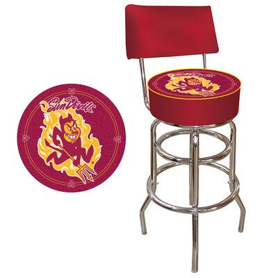 31 Swivel Bar Stool NCAA Team: Arizona State