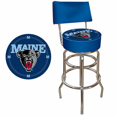 31 Swivel Bar Stool NCAA Team: Maine