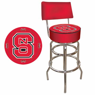 31 Swivel Bar Stool NCAA Team: North Carolina State