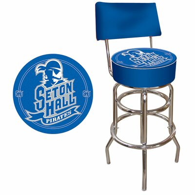 31 Swivel Bar Stool NCAA Team: Seton Hall