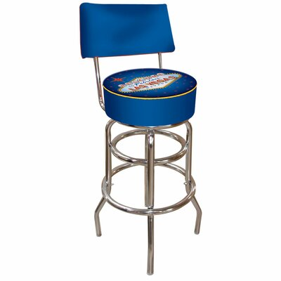 "Las Vegas 31"" Swivel Bar Stool LV1100"