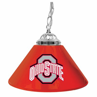 Ohio State 14 Single Shade Bar Lamp