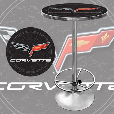 Financing Corvette C6 Pub Table in Black...
