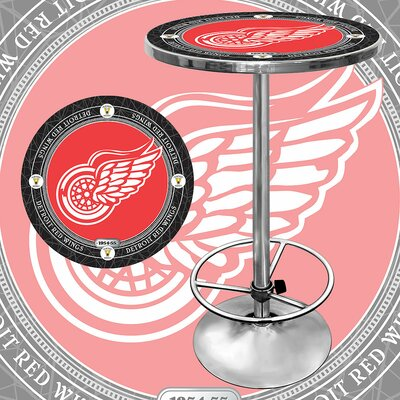 NHL Pub Table NHL Team: Detroit Red Wings - Vintage