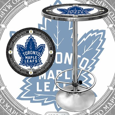 NHL Pub Table NHL Team: Toronto Maple Leafs - Vintage