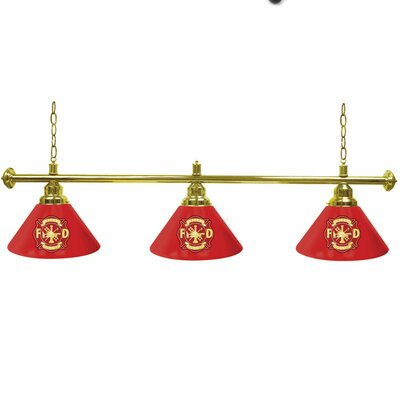 Fire Fighter 3 Light Billiard Light