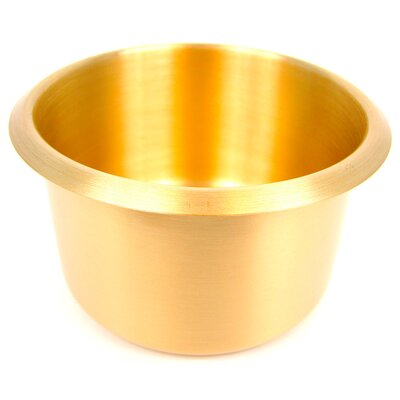 Jumbo Brass Cup Holder 10-D4414-10
