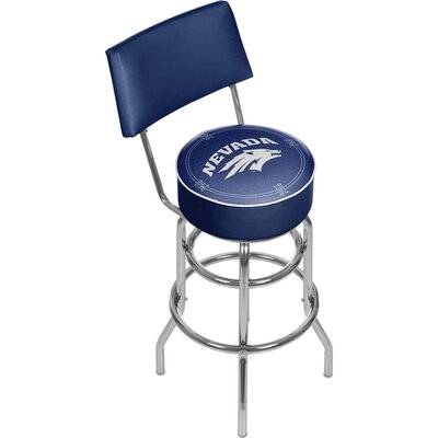 NCAA 31 Swivel Bar Stool NCAA Team: University of Nevada, Las Vegas