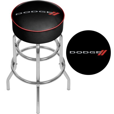 Dodge Logo 31 Swivel Bar Stool