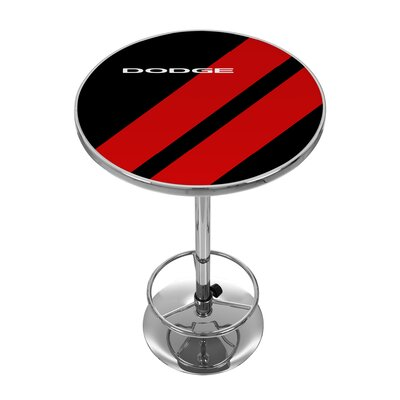 Dodge Big Stripe Pub Table