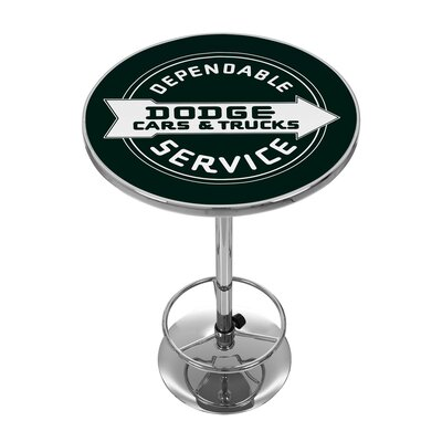 Dodge Service Pub Table