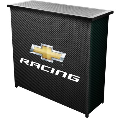 Chevy Racing Portable Home Bar