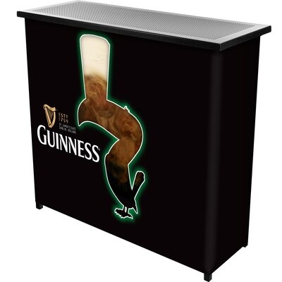 Guinness Feathering Portable Home Bar