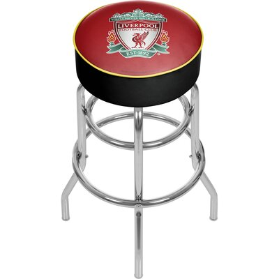 English Premier League 31 Swivel Bar Stool Premier League Team: Liverpool