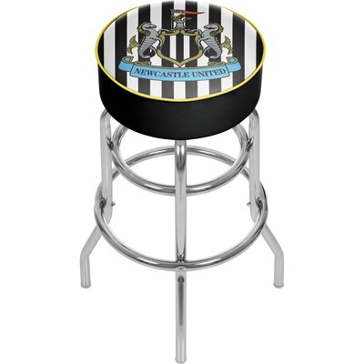 English Premier League 31 Swivel Bar Stool Premier League Team: Newcastle United