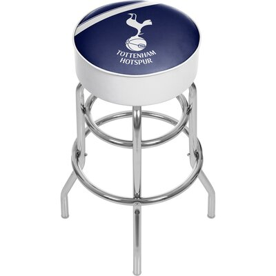 English Premier League 31 Swivel Bar Stool Premier League Team: Tottenham Hotspurs