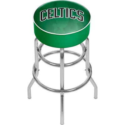 NBA Fade 31 Swivel Bar Stool NBA Team: Boston Celtics