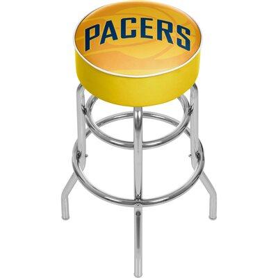 NBA Fade 31 Swivel Bar Stool NBA Team: Indiana Pacers