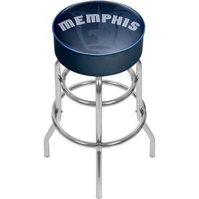 NBA Fade 31 Swivel Bar Stool NBA Team: Memphis Grizzlies