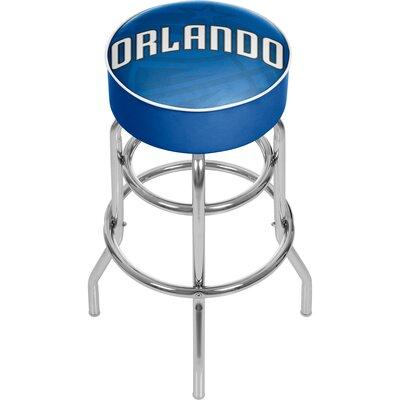 NBA Fade 31 Swivel Bar Stool NBA Team: Orlando Magic