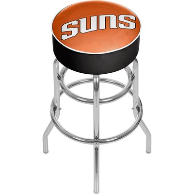 NBA Fade 31 Swivel Bar Stool NBA Team: Phoenix Suns