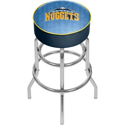 NBA 31 Swivel Bar Stool NBA Team: Denver Nuggets