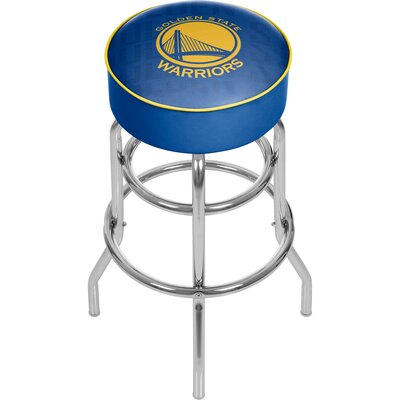 NBA 31 Swivel Bar Stool NBA Team: Golden State Warriors