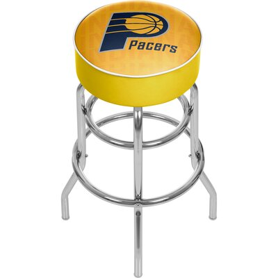 NBA 31 Swivel Bar Stool NBA Team: Indiana Pacers