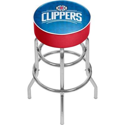 NBA 31 Swivel Bar Stool NBA Team: Los Angeles Clippers
