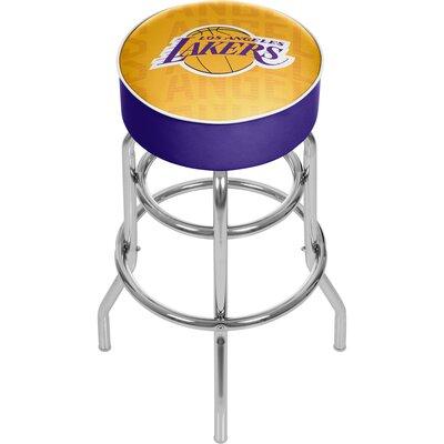 NBA 31 Swivel Bar Stool NBA Team: Los Angeles Lakers