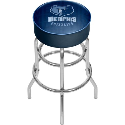 NBA 31 Swivel Bar Stool NBA Team: Memphis Grizzlies