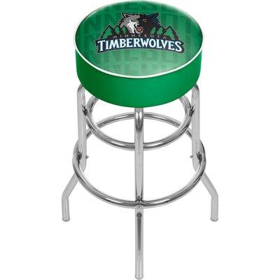 NBA 31 Swivel Bar Stool NBA Team: Minnesota Timberwolves