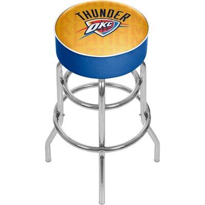 NBA 31 Swivel Bar Stool NBA Team: Oklahoma City Thunder