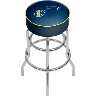 NBA 31 Swivel Bar Stool NBA Team: Utah Jazz