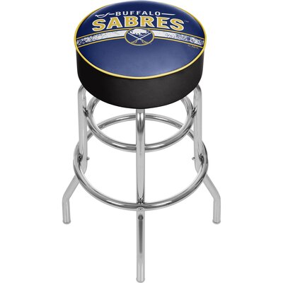 NHL 31 Swivel Bar Stool NHL Team: Buffalo Sabres