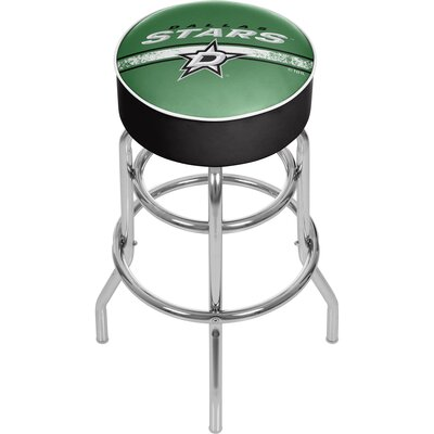 NHL 31 Swivel Bar Stool NHL Team: Dallas Stars