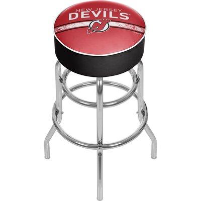 NHL 31 Swivel Bar Stool NHL Team: New Jersey Devils