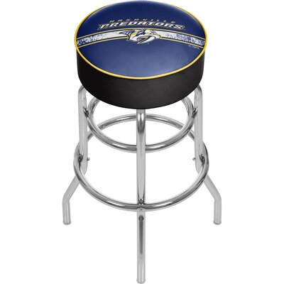 NHL 31 Swivel Bar Stool NHL Team: Nashville Predators