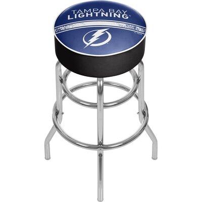 NHL 31 Swivel Bar Stool NHL Team: Tampa Bay Lightning