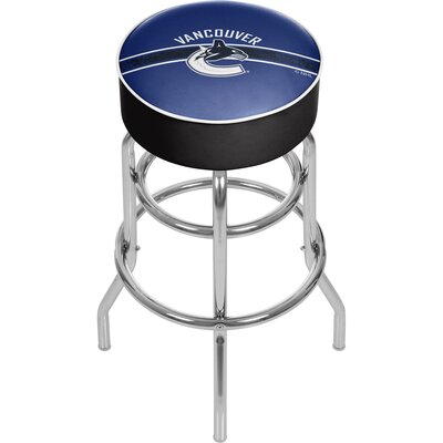 NHL 31 Swivel Bar Stool NHL Team: Vancouver Canucks