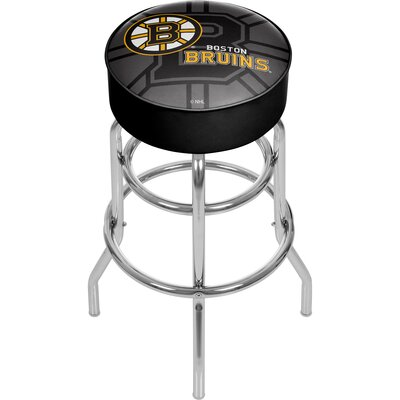 NHL Watermark Swivel Bar Stool NHL Team: Boston Bruins