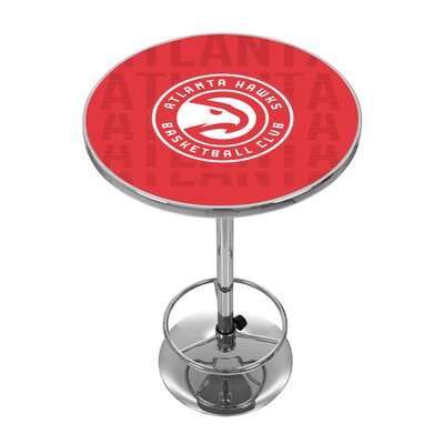 NBA City Pub Table NBA Team: Atlanta Hawks