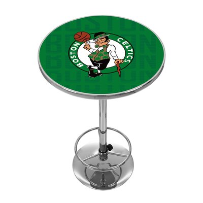 NBA City Pub Table NBA Team: Boston Celtics