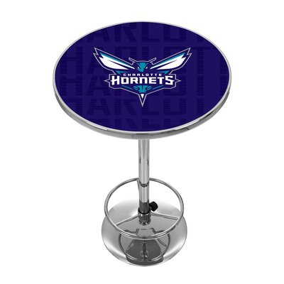 NBA City Pub Table NBA Team: Charlotte Hornets