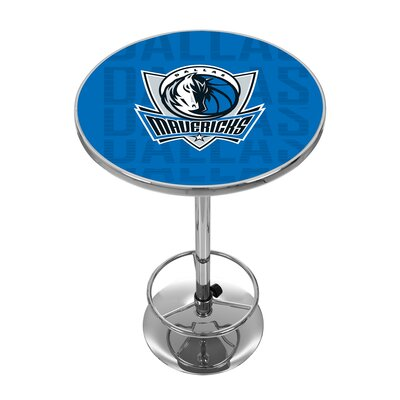 NBA City Pub Table NBA Team: Dallas Mavericks