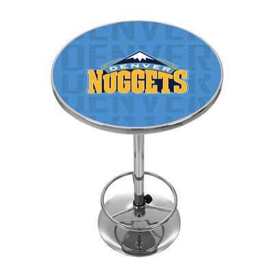 NBA City Pub Table NBA Team: Denver Nuggets